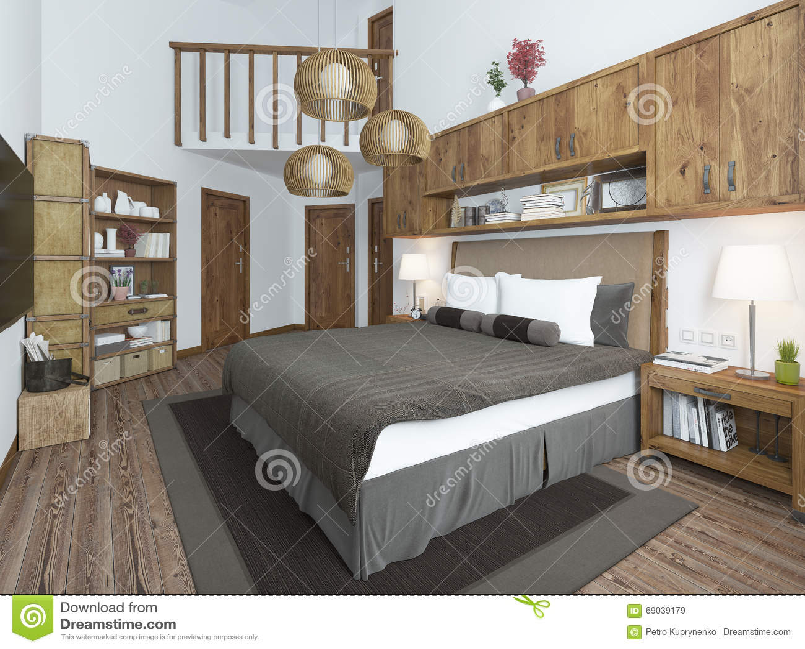 Moderne Luxus Schlafzimmer