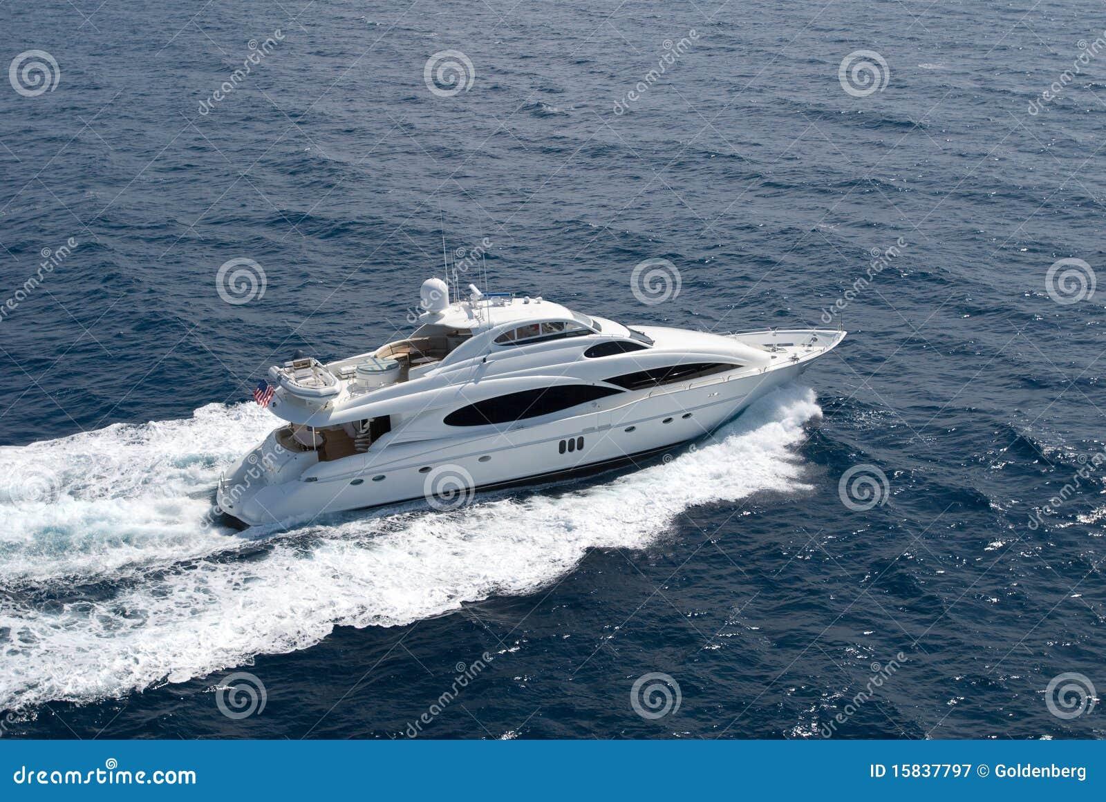 Luxuxyacht