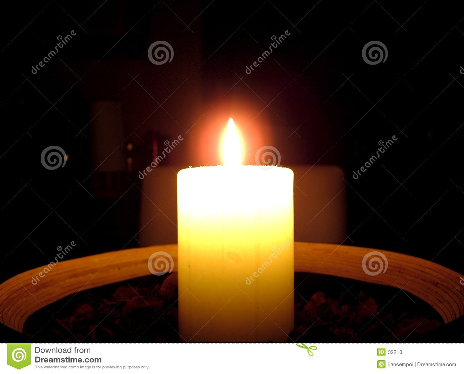 Luz da vela