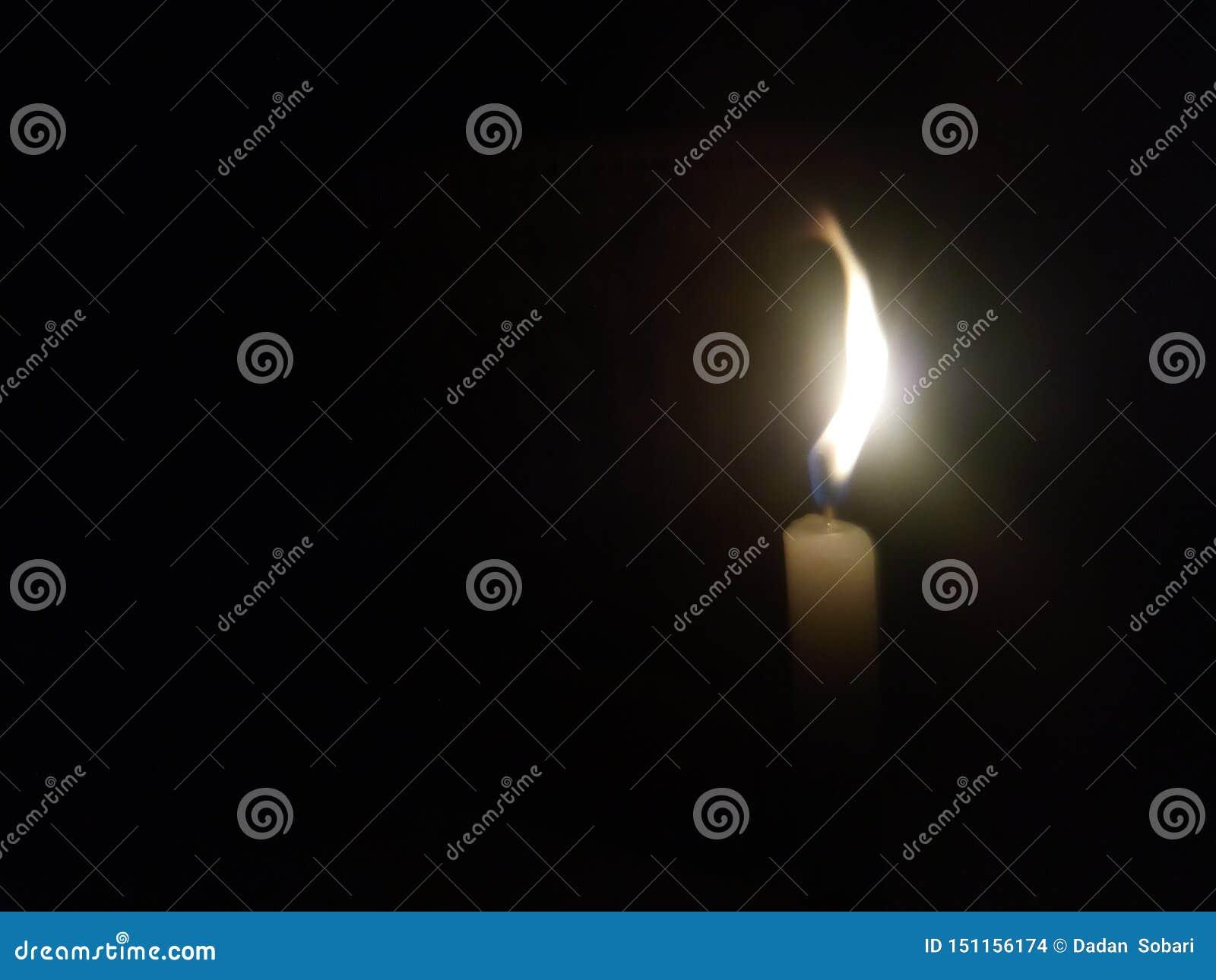 Luz de la vela