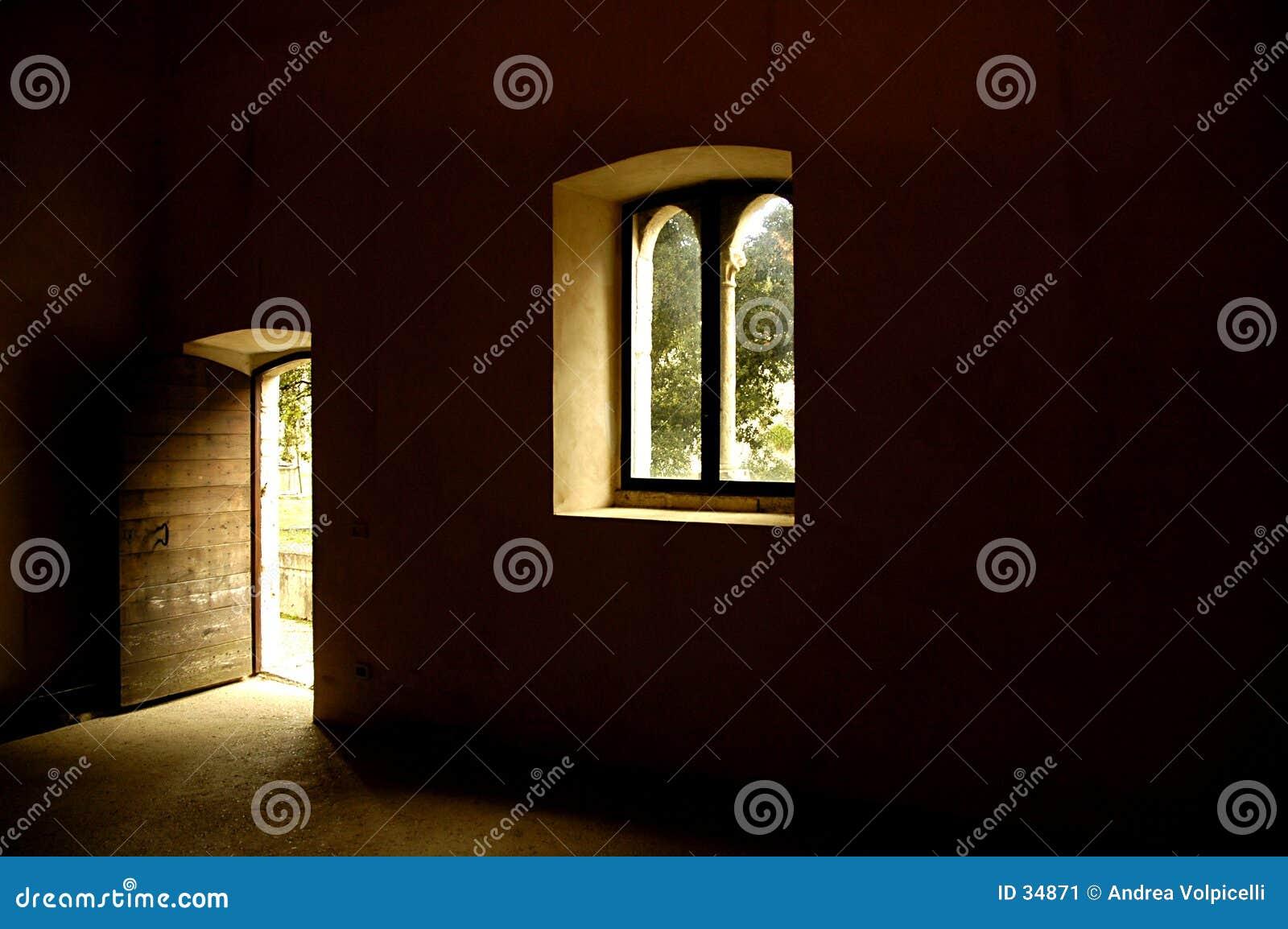 Download Luz de las Edades Medias imagen de archivo. Imagen de castillo - 34871