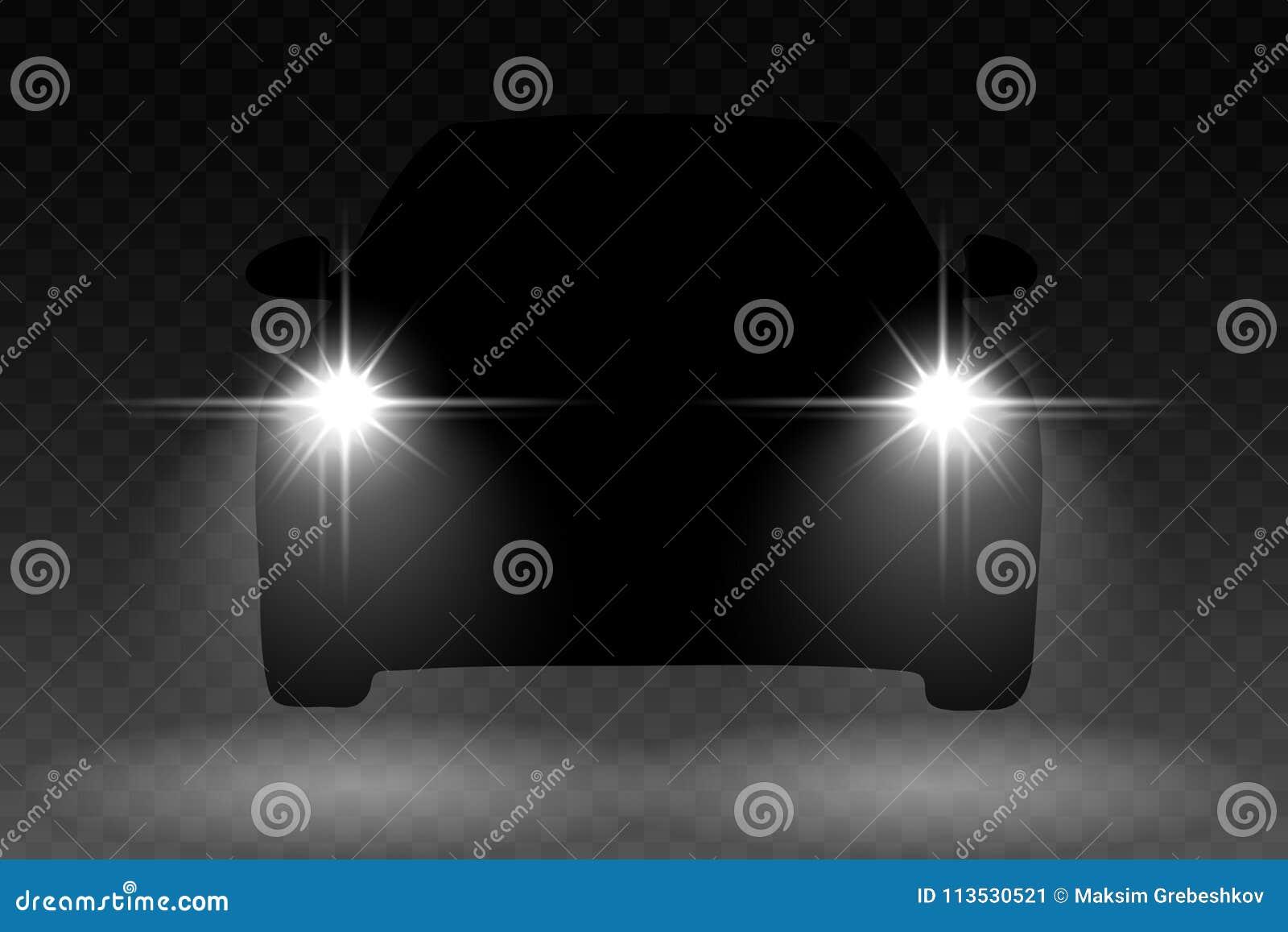 Luz del coche