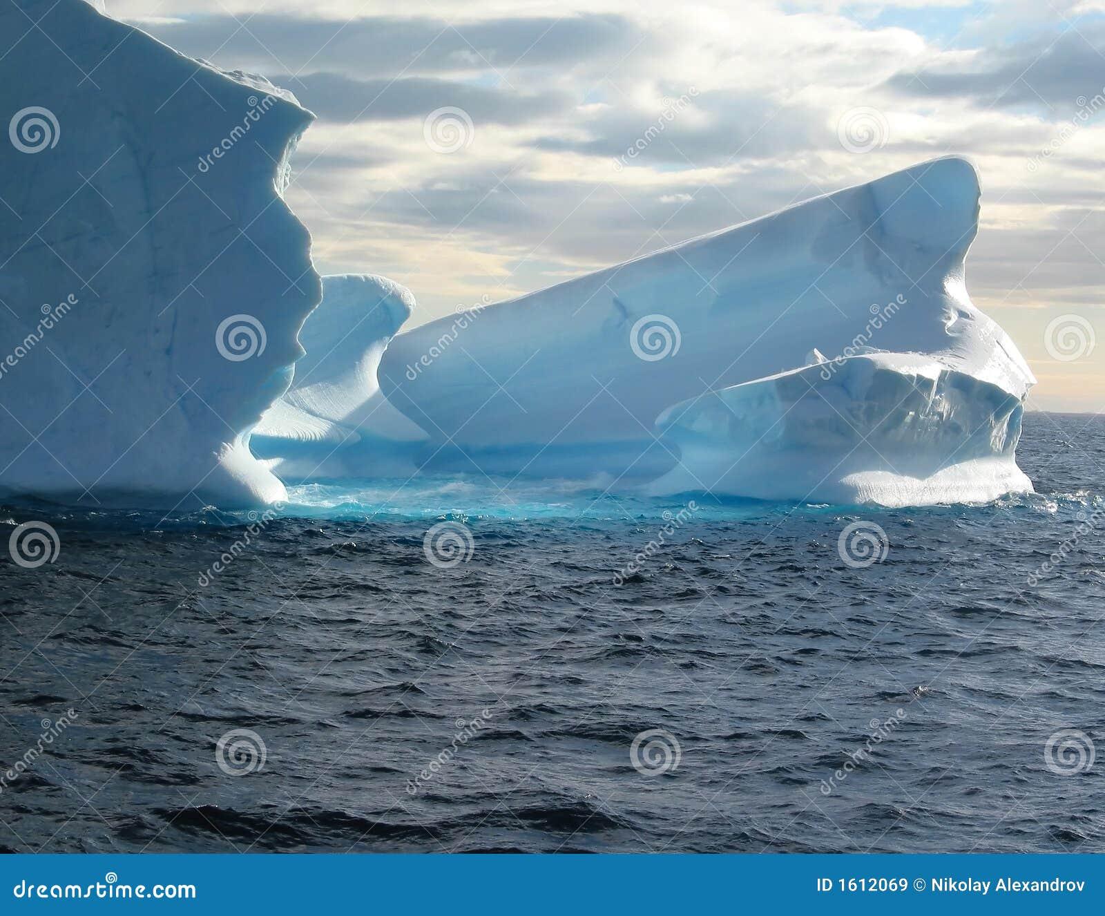 Luz del iceberg