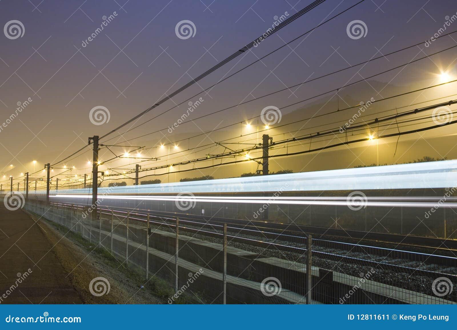 Luz do trem