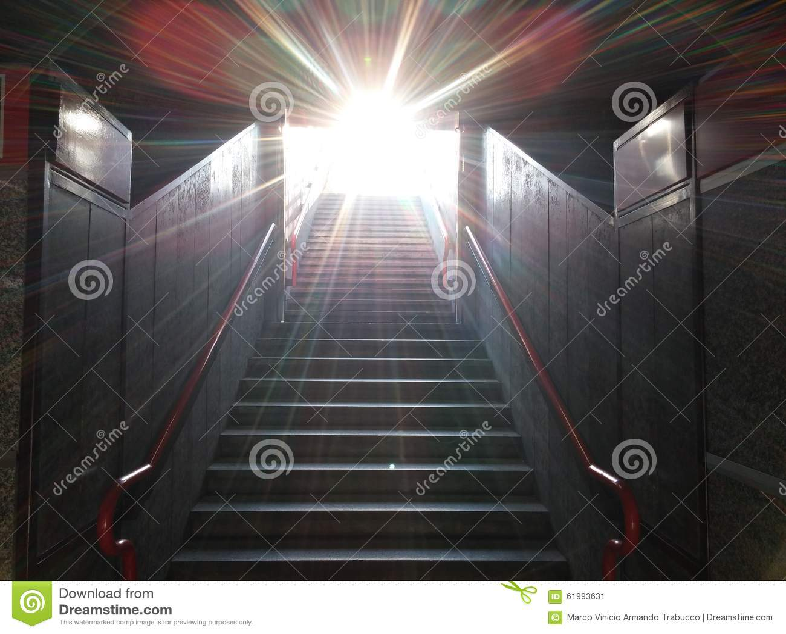 Luz en el final de la subida