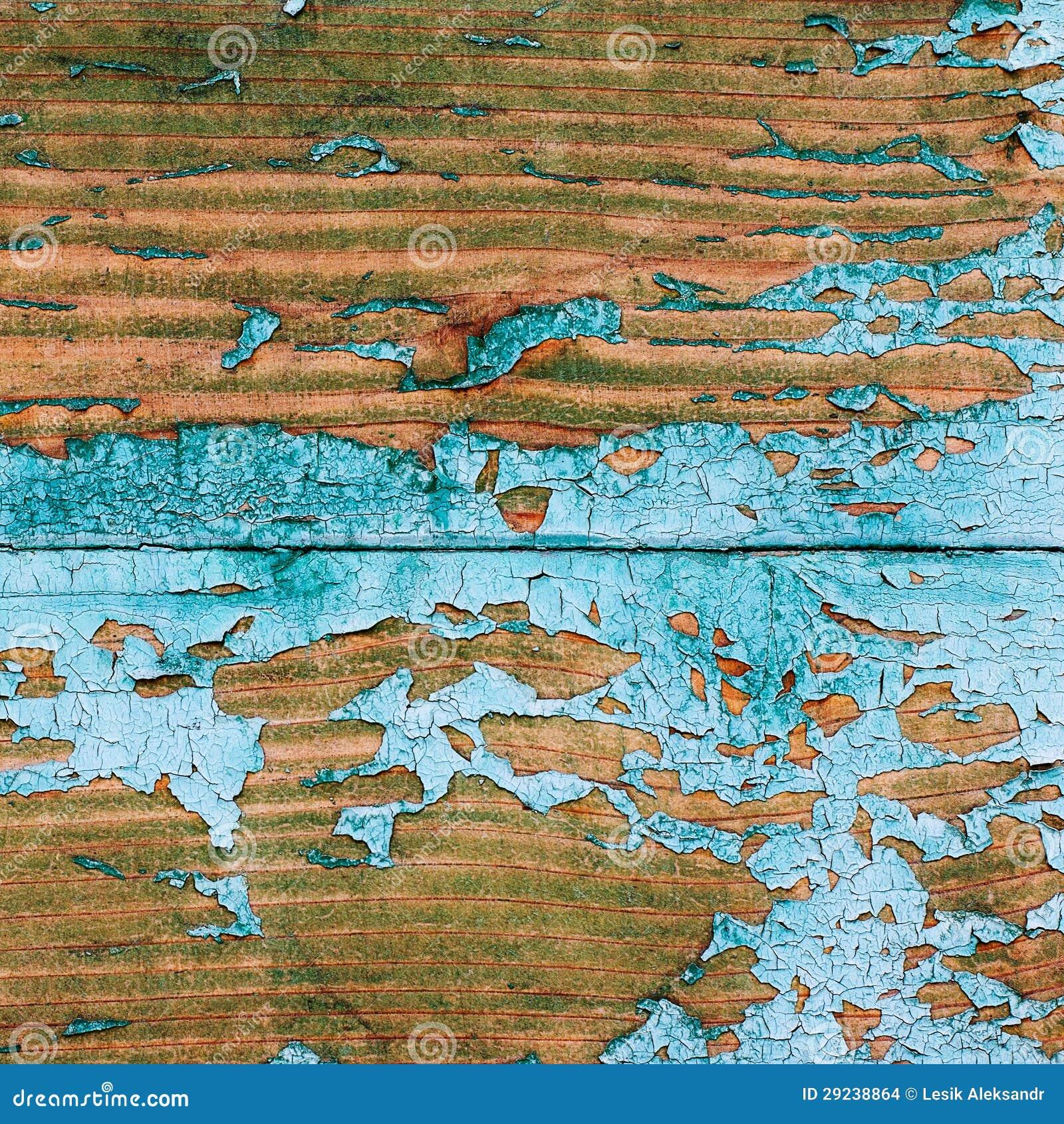 Download Luz Pintada De Madeira Velha - Fundo Rústico Azul Foto de Stock - Imagem de rachado, edifício: 29238864