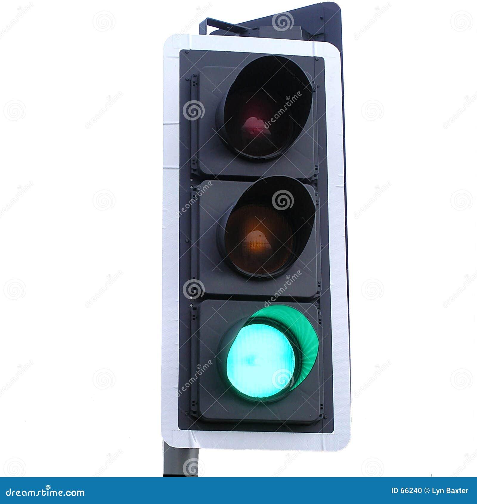 Luz verde,