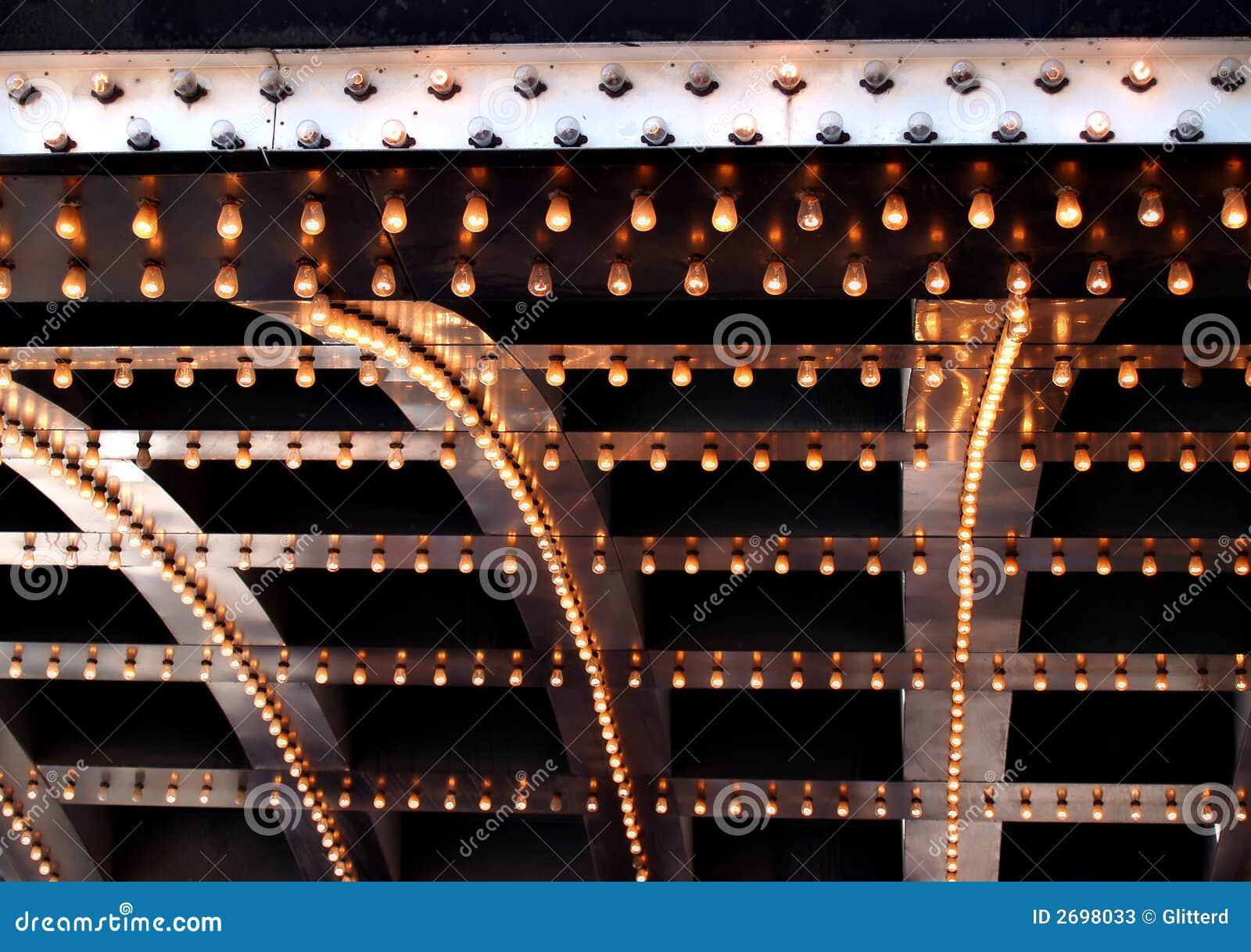 Luzes de teatro