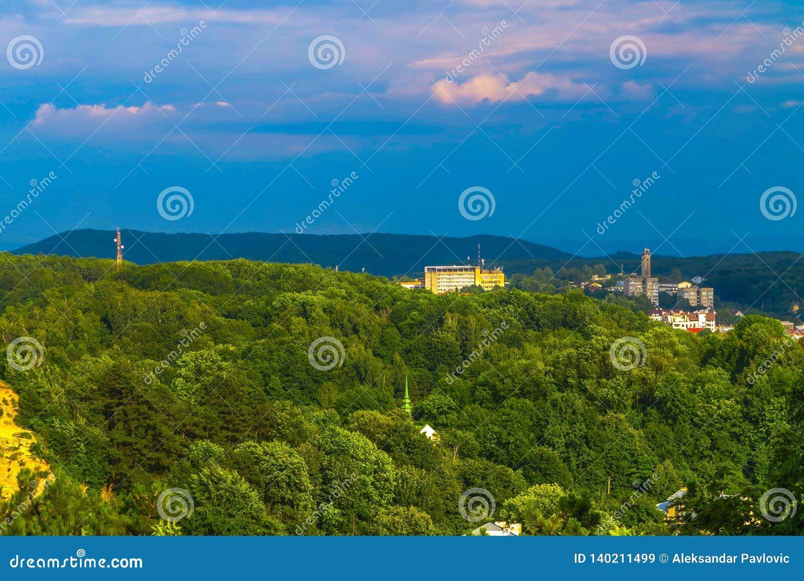 Lviv Cityscapesynvinkel 05