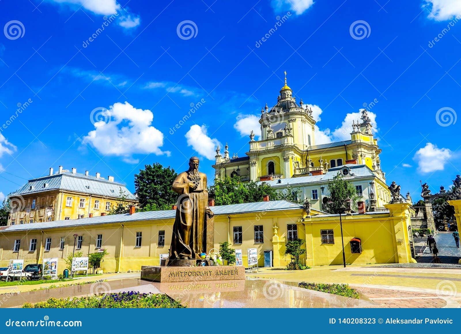 Lviv Heilige George Cathedral 01
