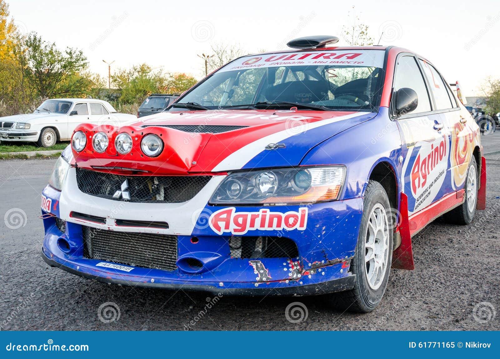 Car Racing Auto Race Rally Editorial Image