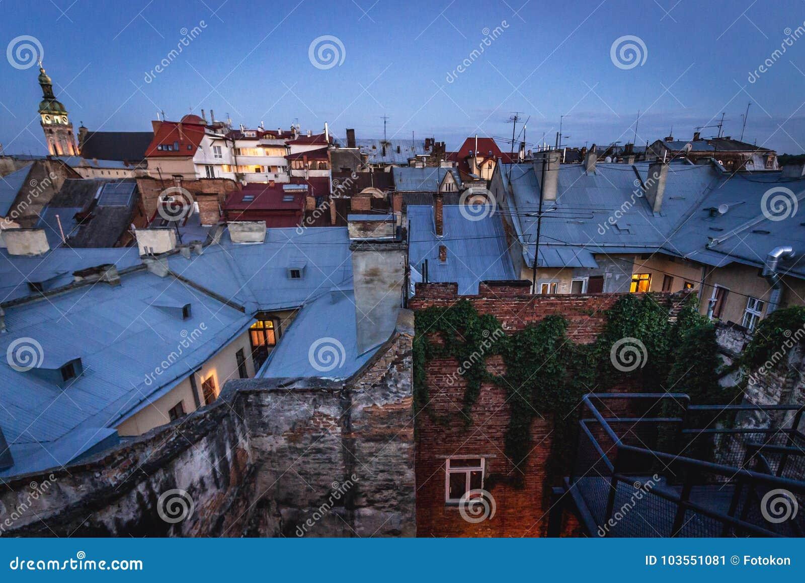 Lviv w Ukraina
