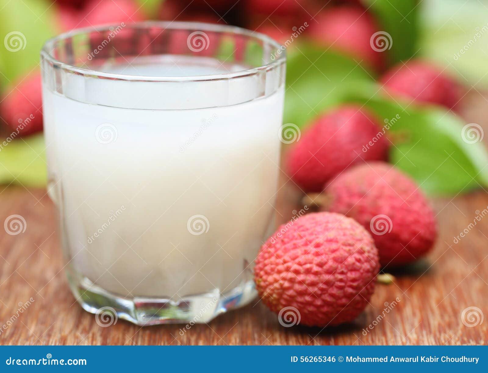 lychee fruit taste healthy fruit juices recipes