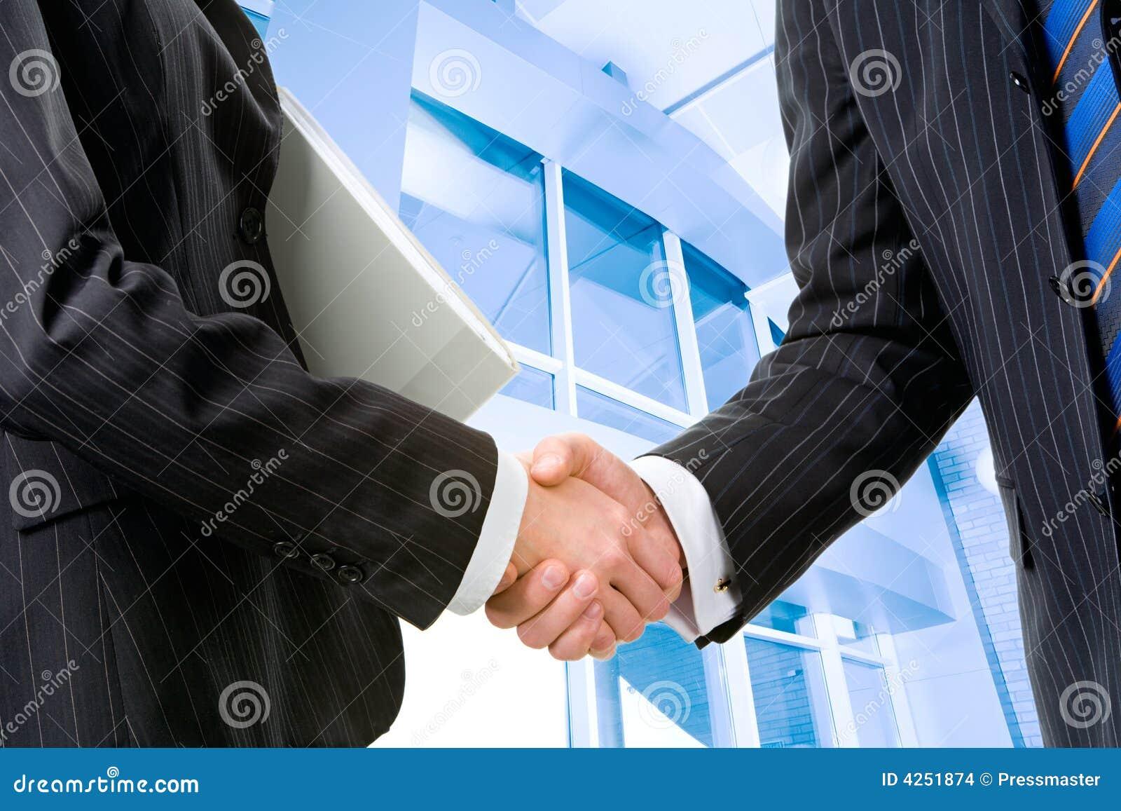 Lyckat avtal