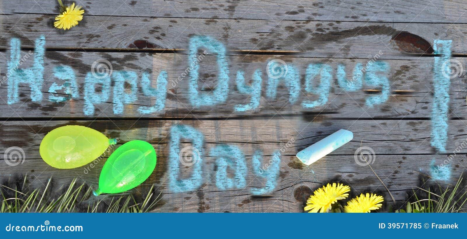 Lycklig Dyngus dag!