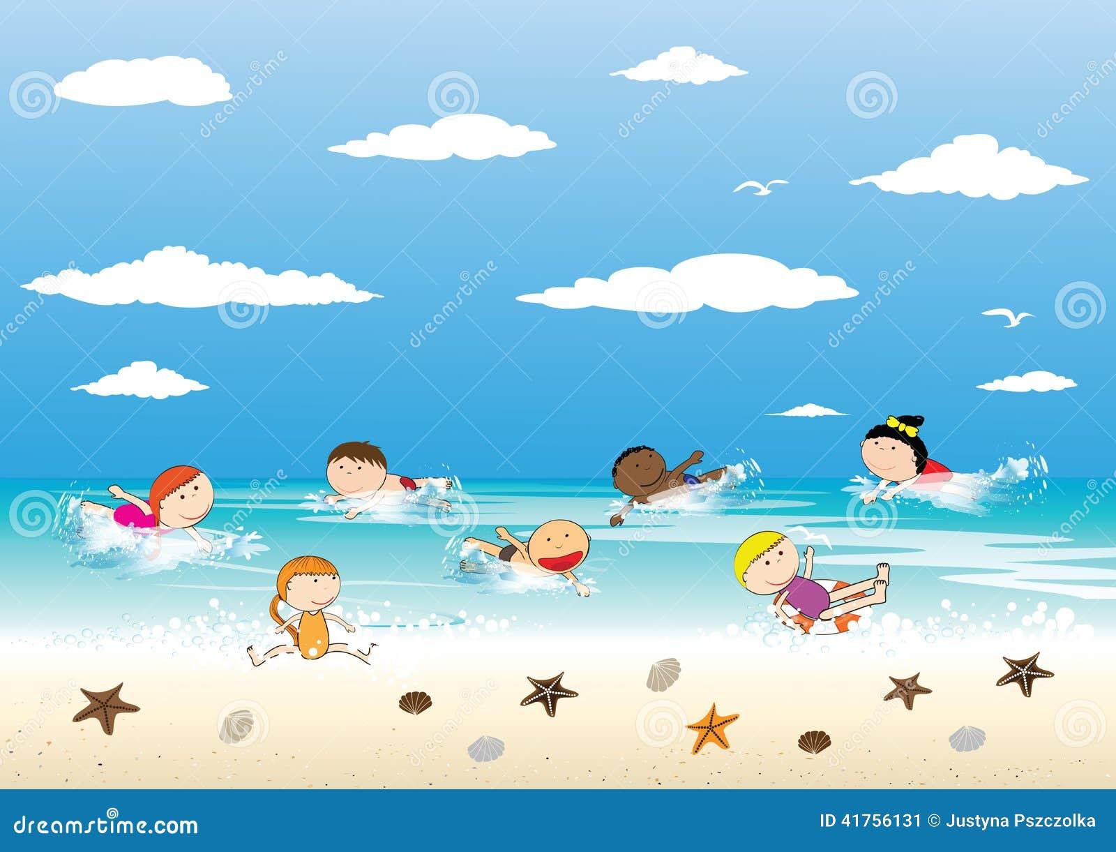 Lycklig sommartid