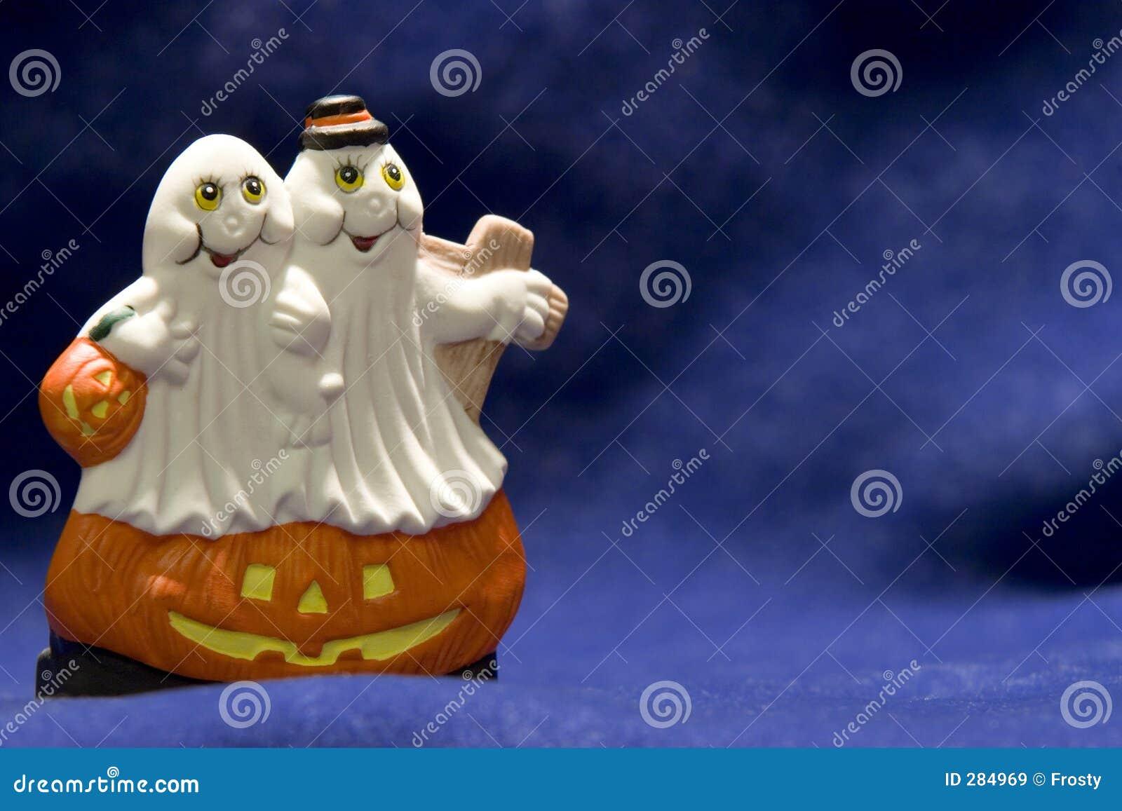 Lycklig spöke