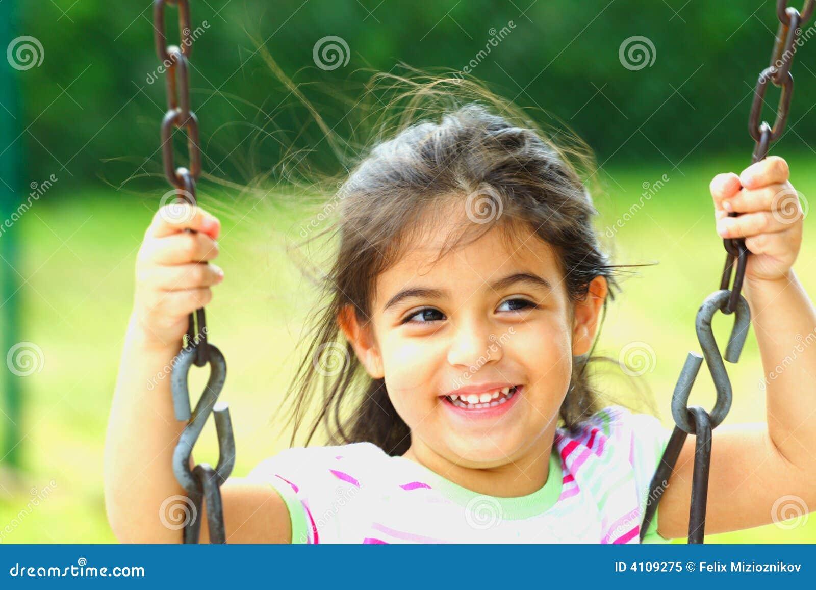 Lycklig swing