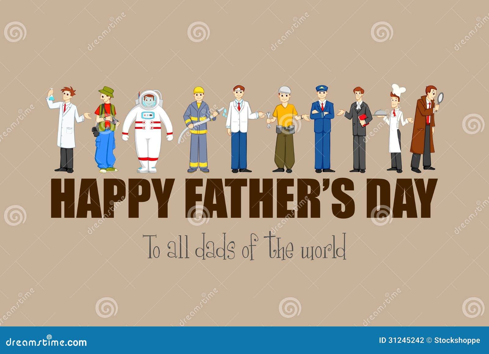 Lyckliga faders dag