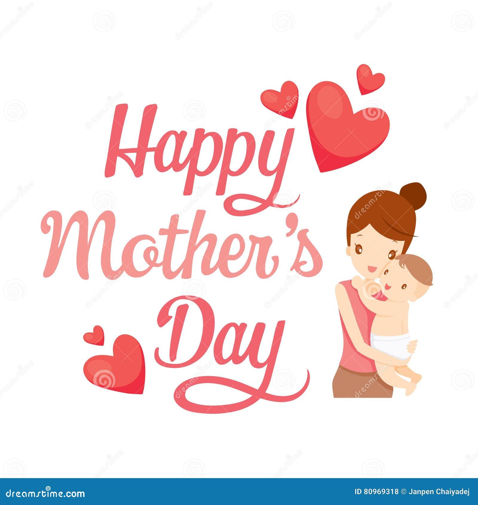 Lyckliga moders dag