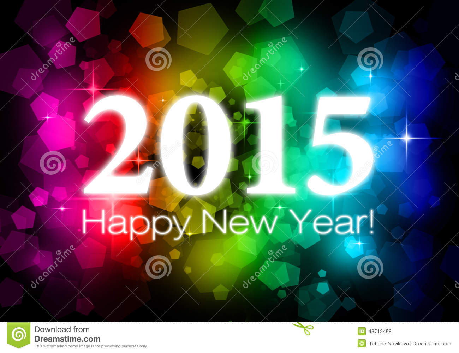 2015 lyckliga nya år