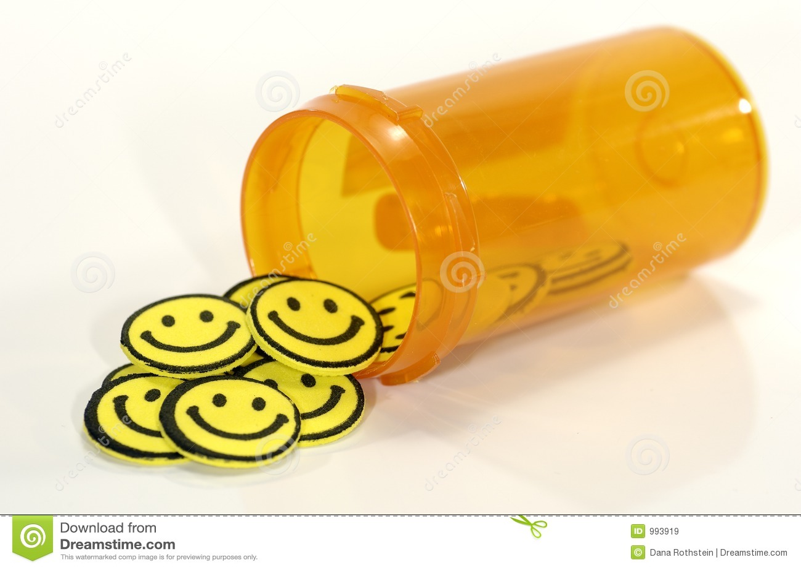 Lyckliga pills