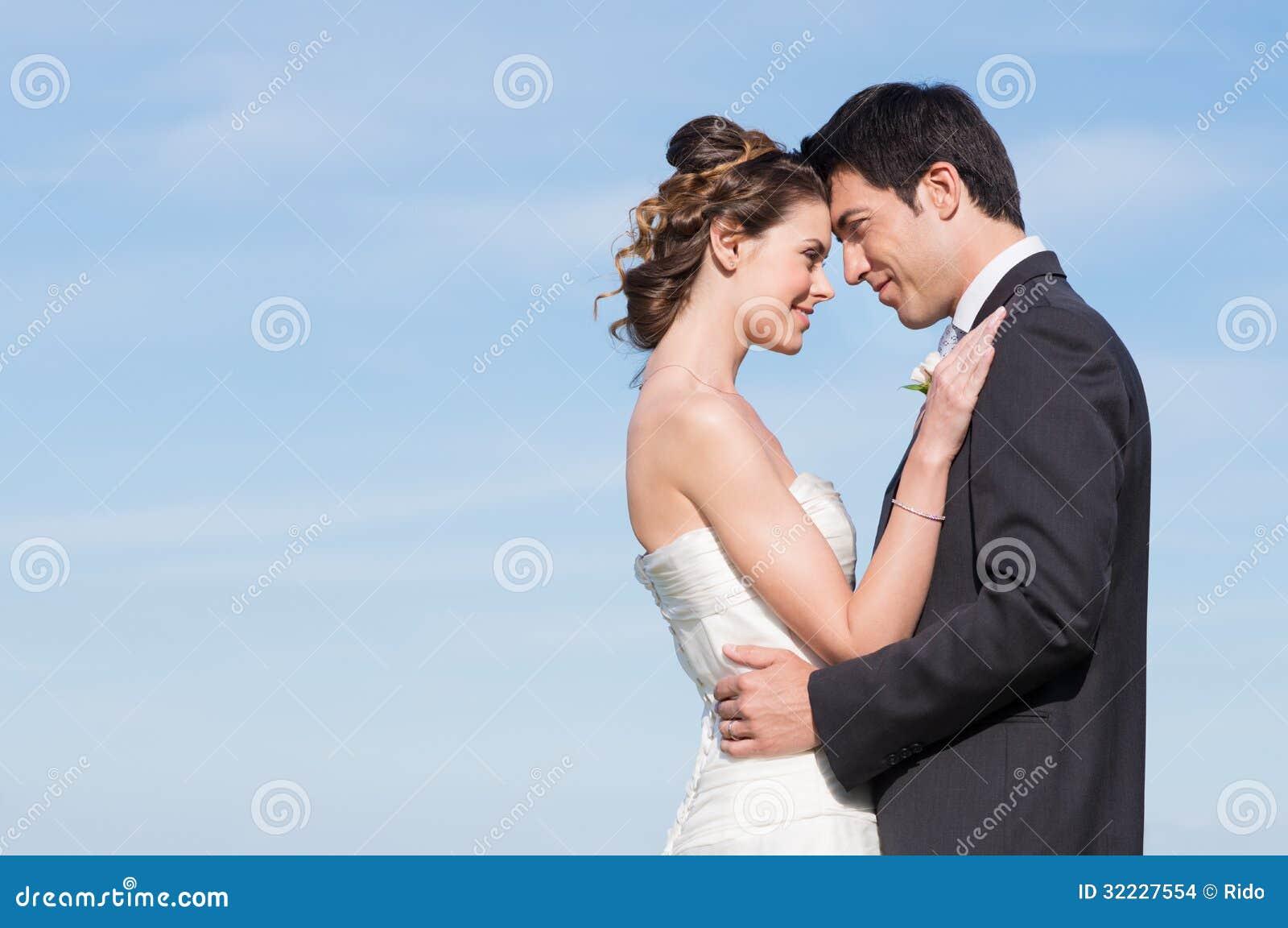 Lyckligt gift par