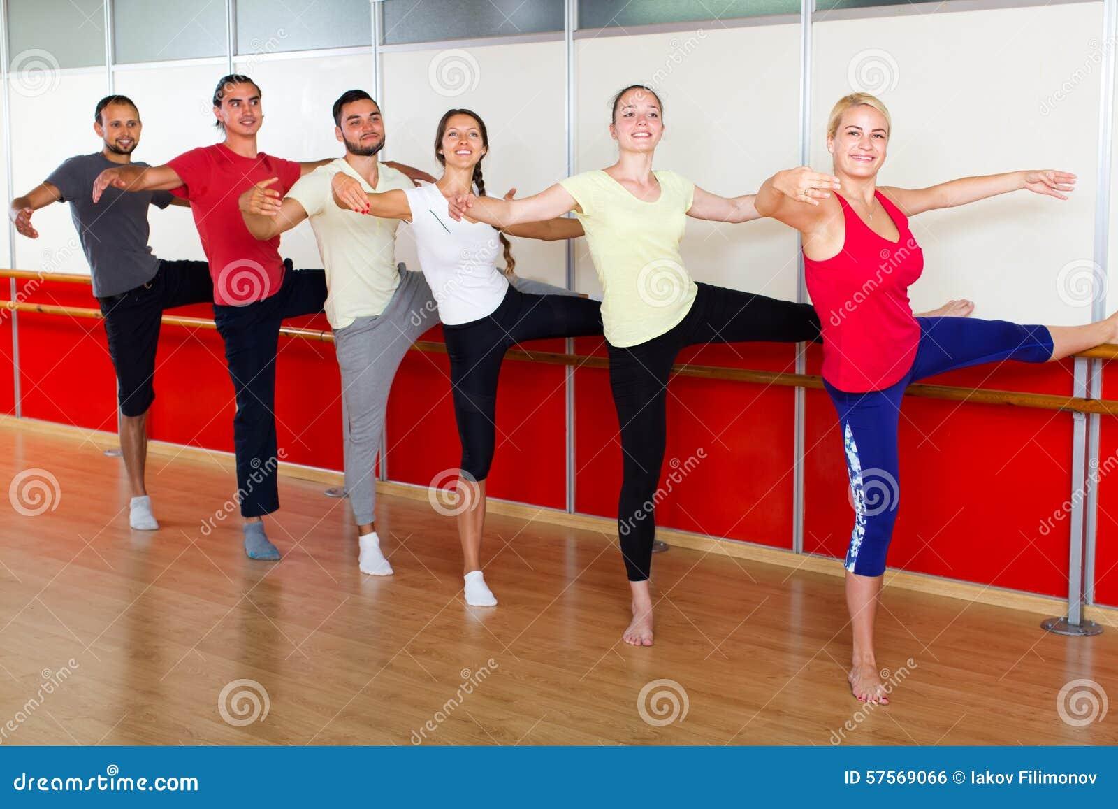 balett för vuxna