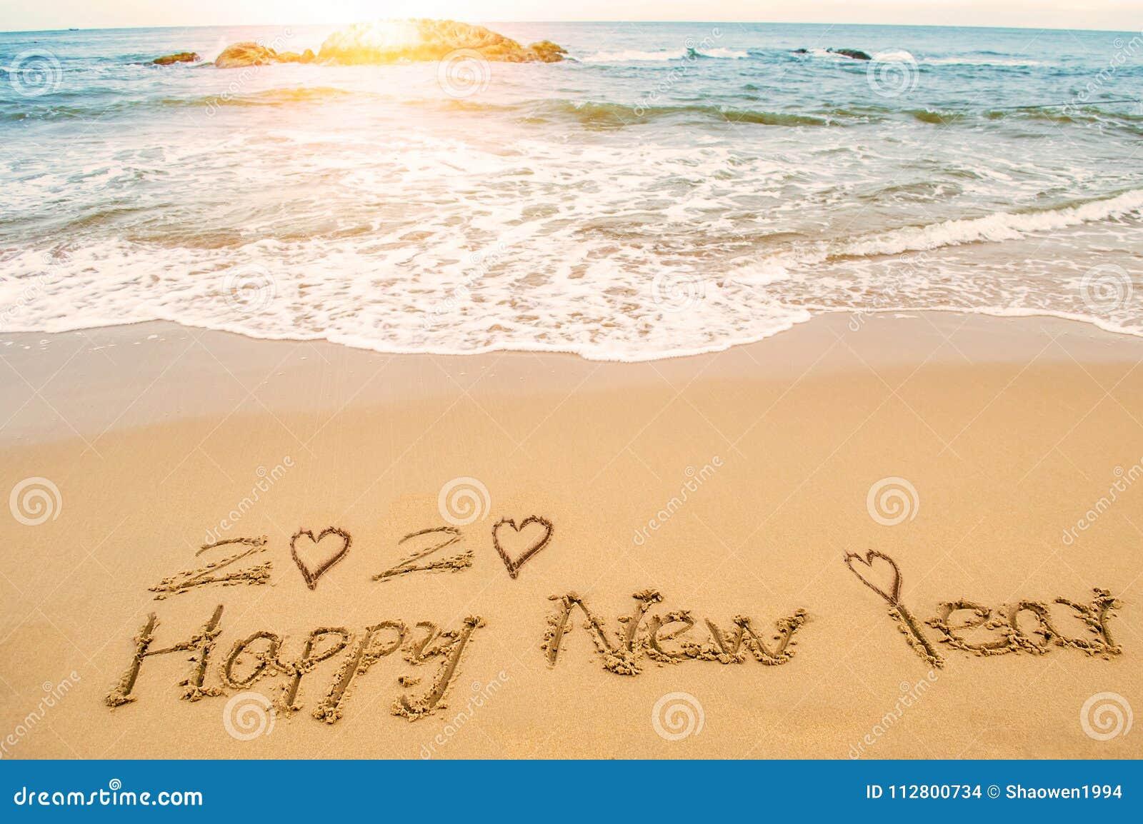 Lyckligt nytt år 2020