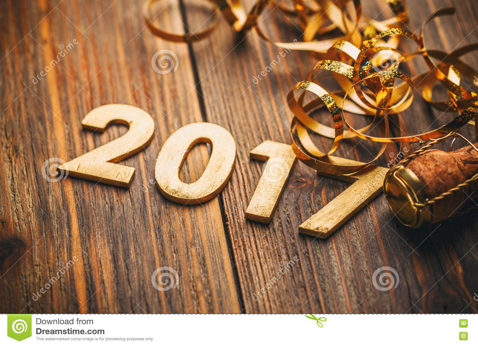 Lyckligt nytt år 2017