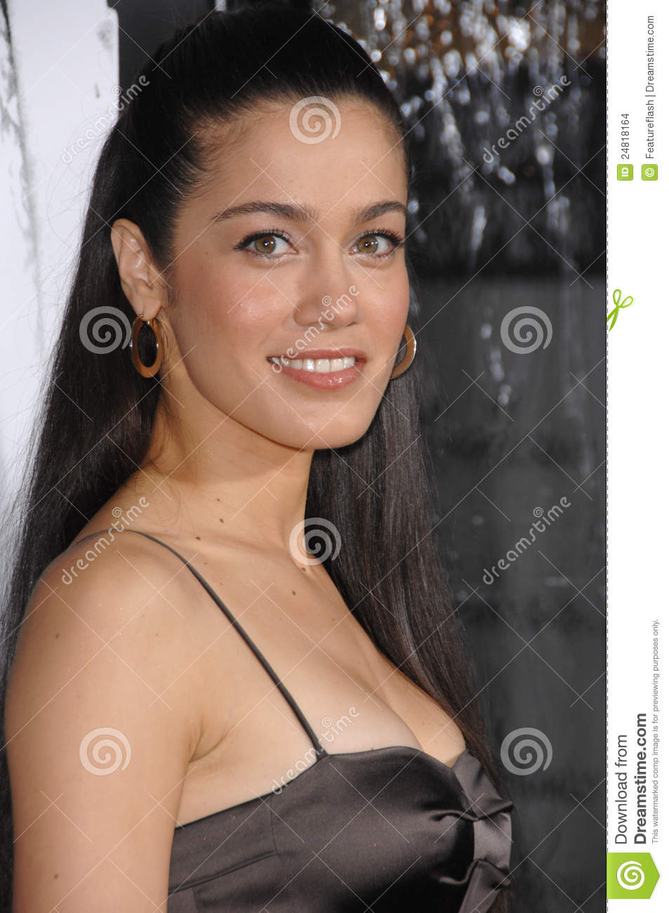 Lymari Nadal at an industry screening for her new movie American ...
