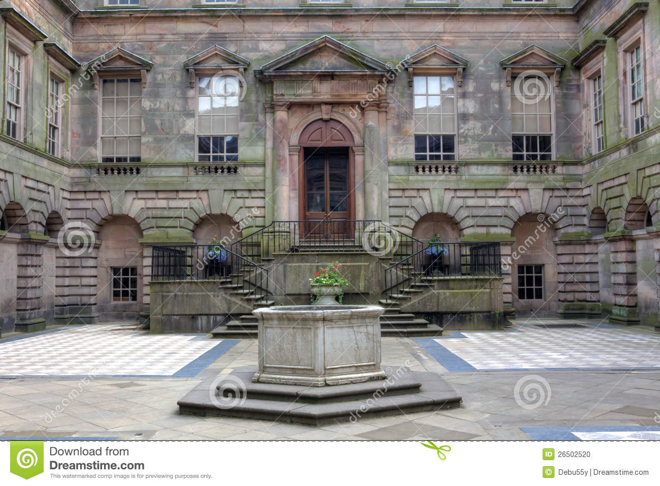 Lyme Hall In Cheshire England Stock Photo Image 26502520