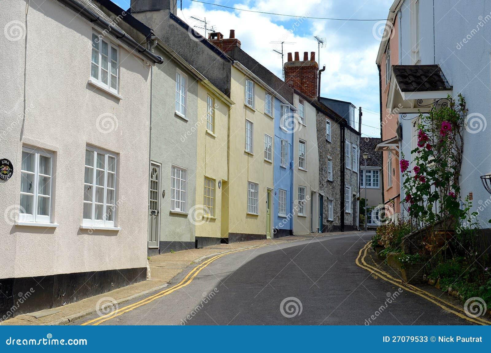 Lyme Regis i Dorset