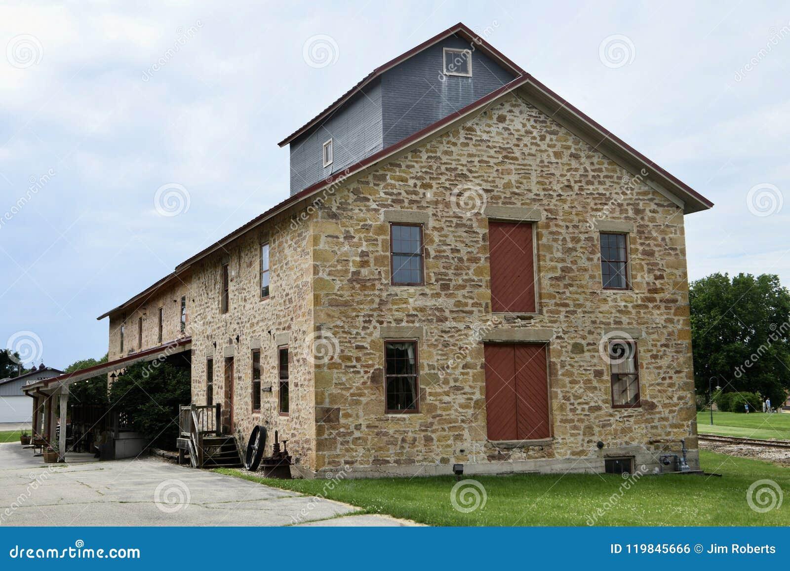 Lynch & Walker Flouring Mill