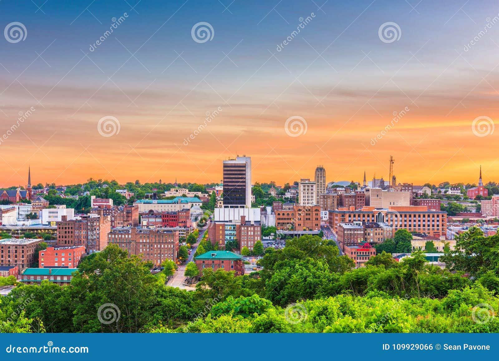 Lynchburg, Virginia, de V.S.