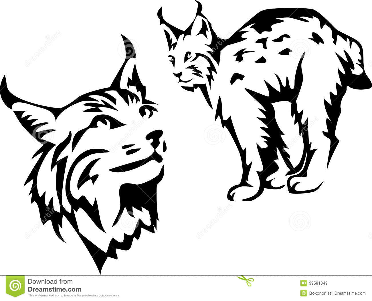 Royalty Free Stock Images Lynx Image 39581049
