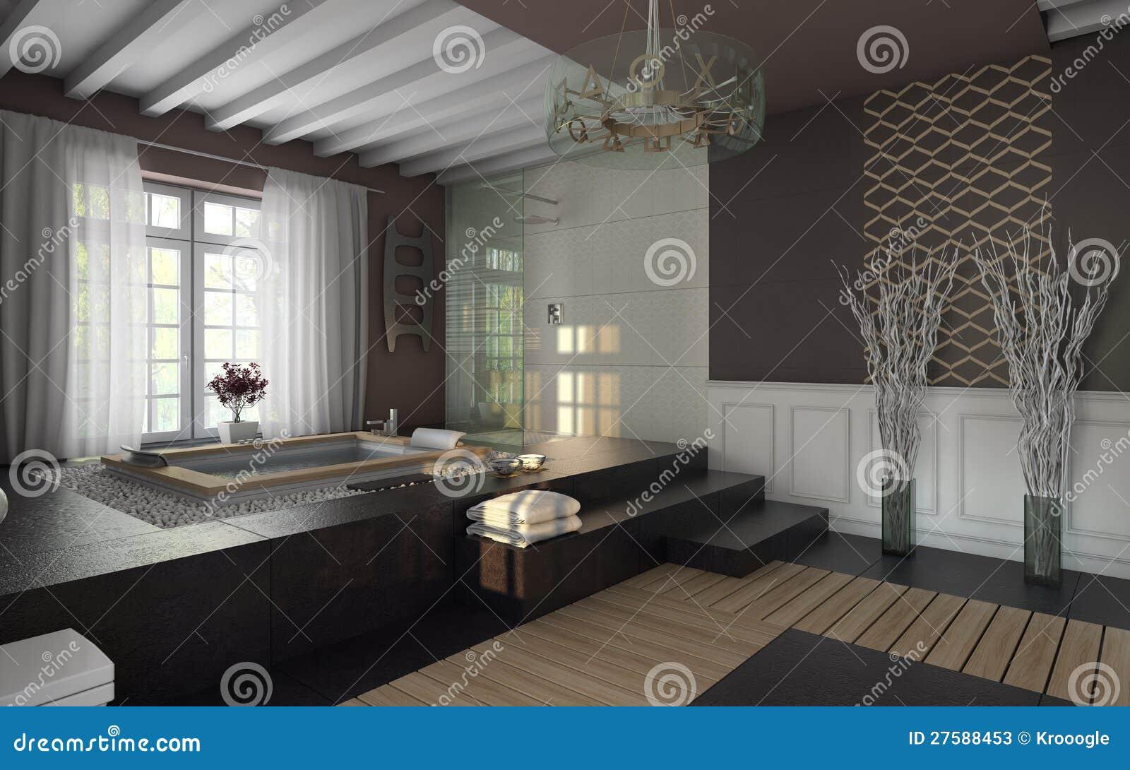 Lyxig badrum arkivfoton   bild: 27588453