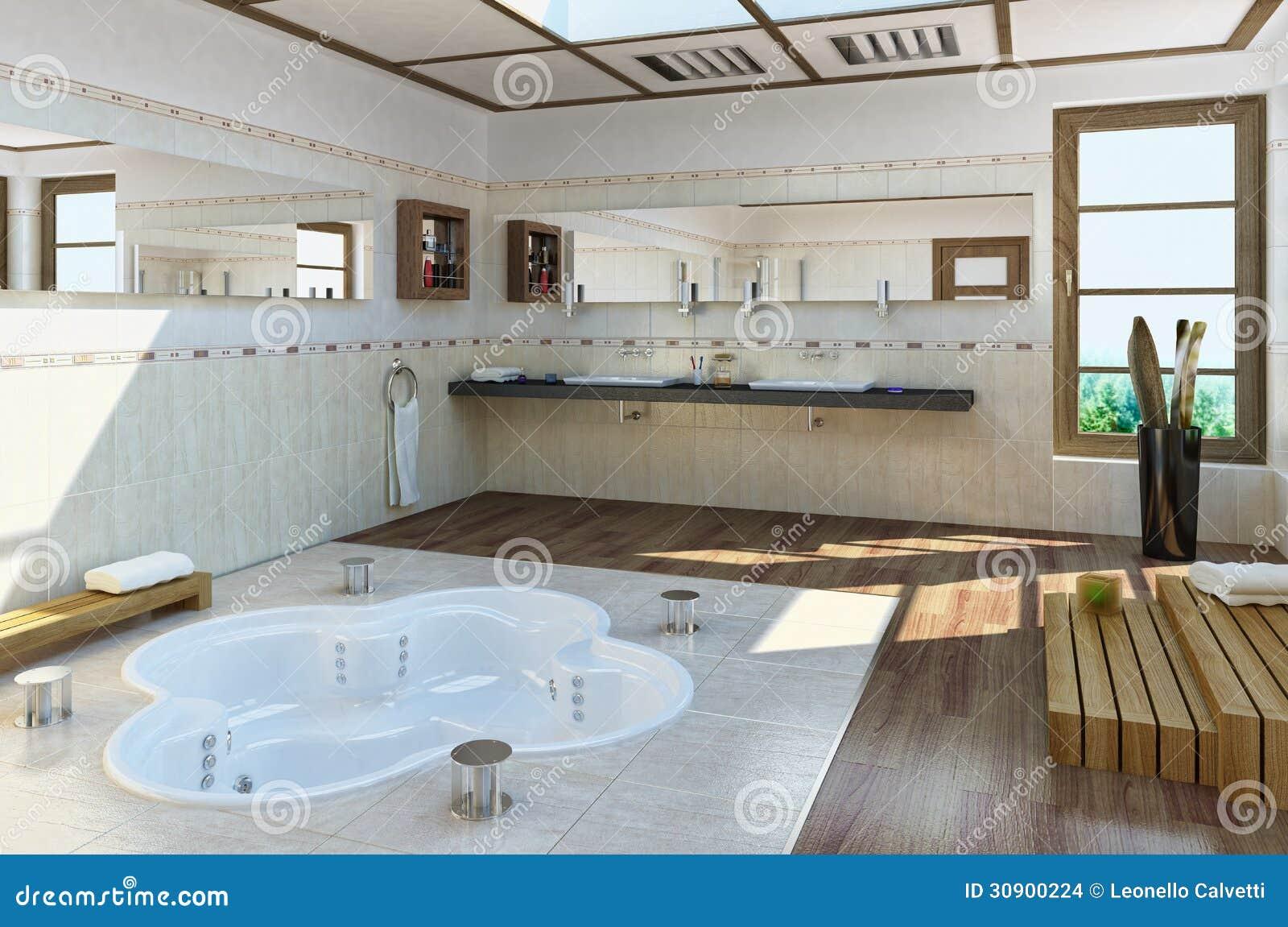 Lyxigt badrum. arkivbilder   bild: 30900224