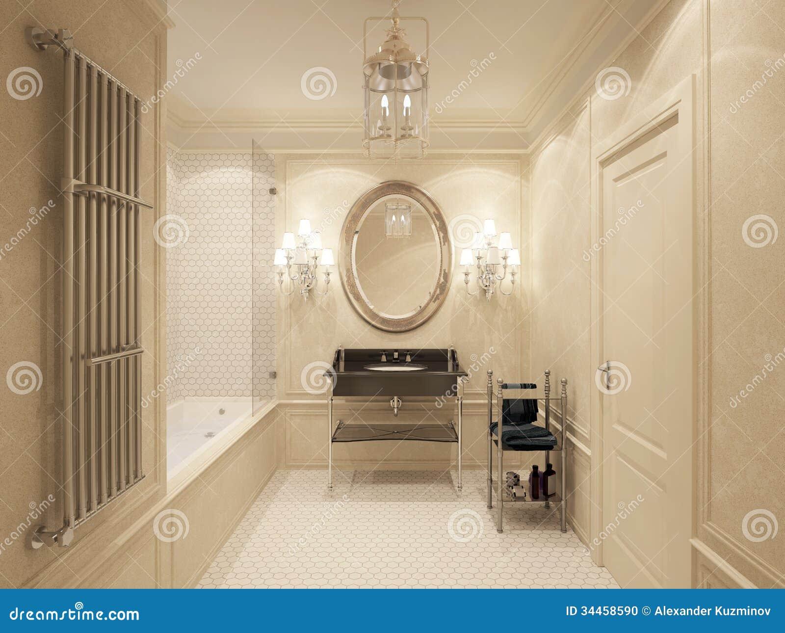 Dekorativ lyx för badrum royaltyfri fotografi   bild: 16240397