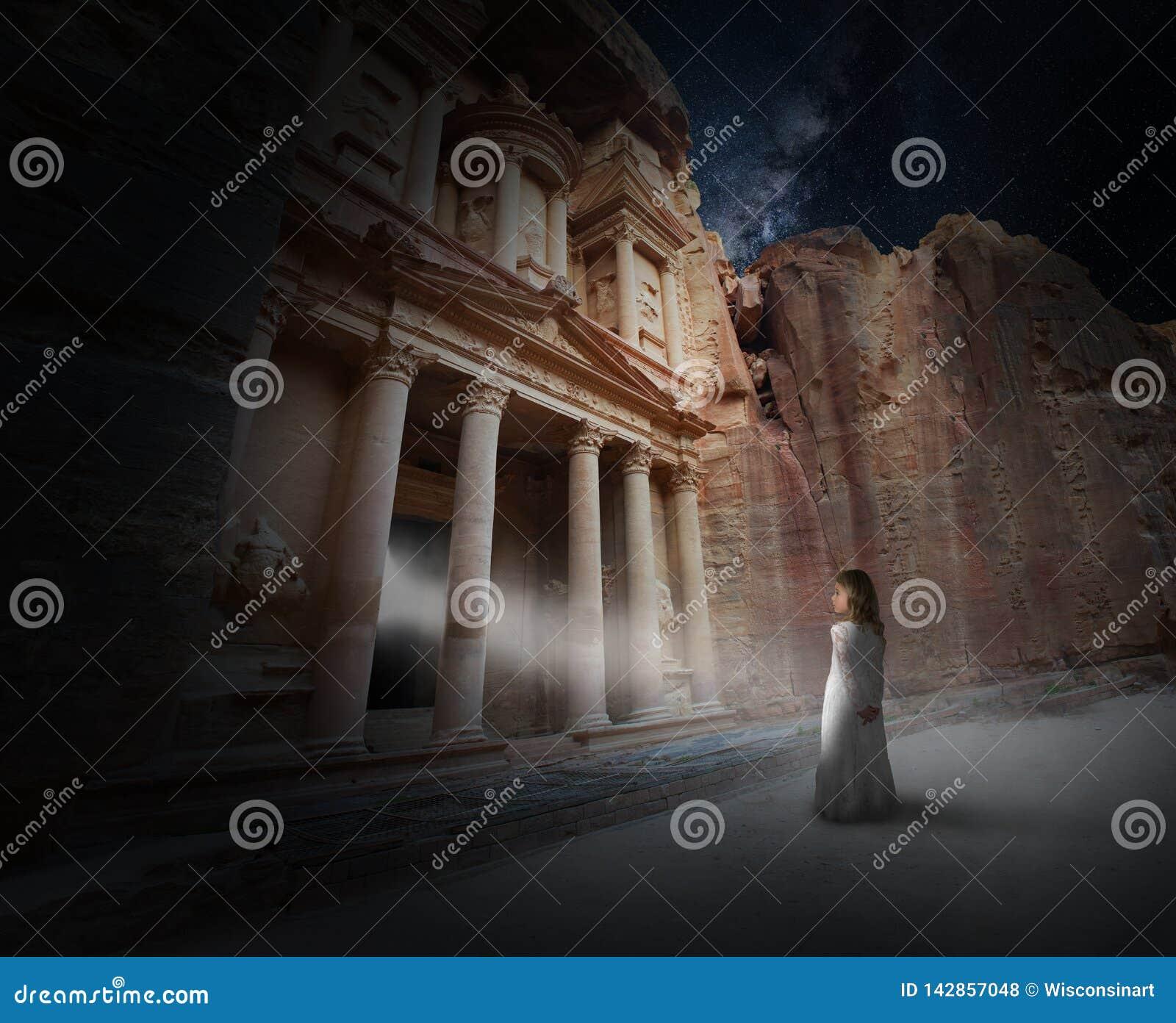 Mágica surreal, renascimento espiritual, fantasia, ficção científica