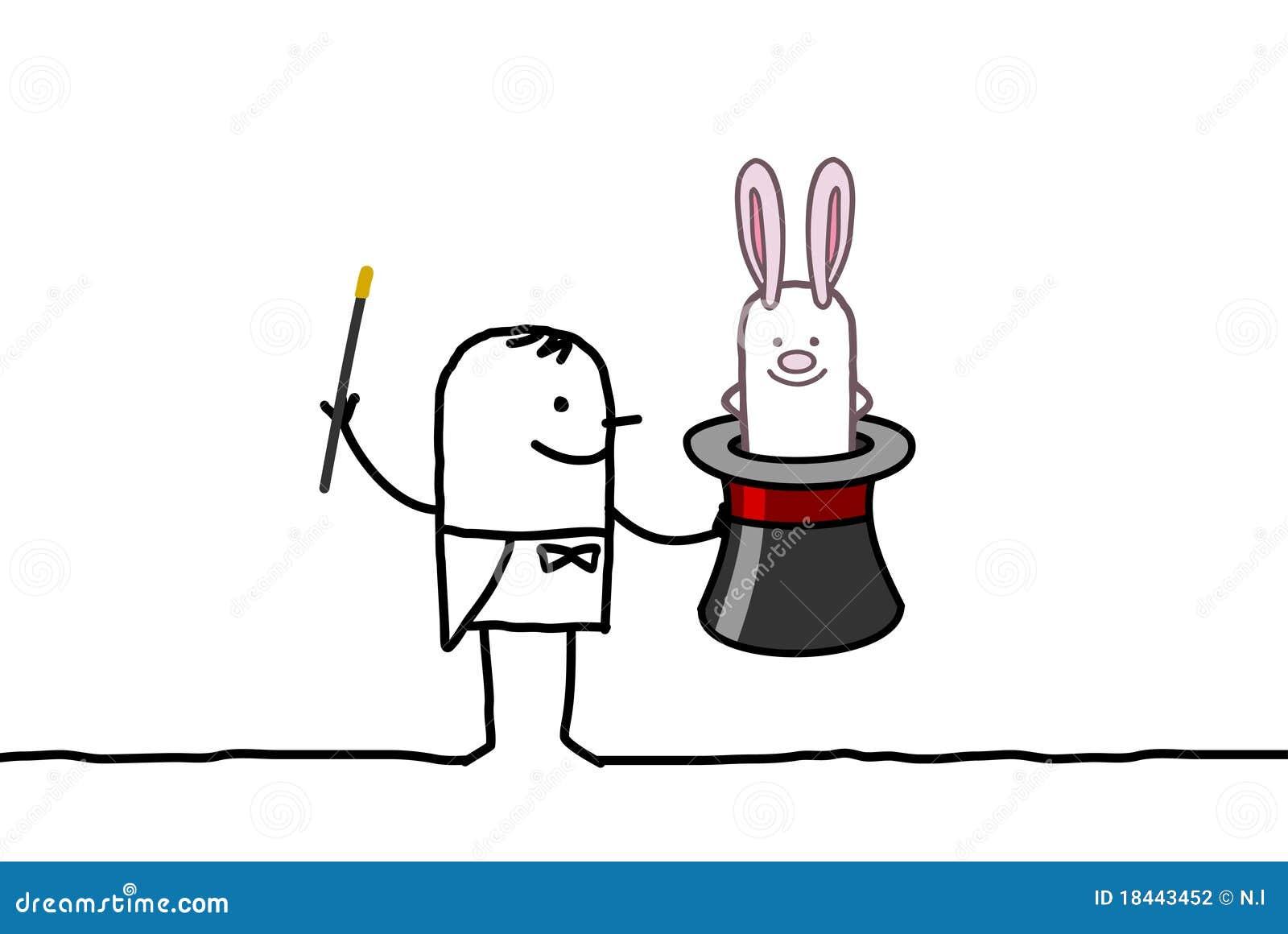 Mágico & coelho