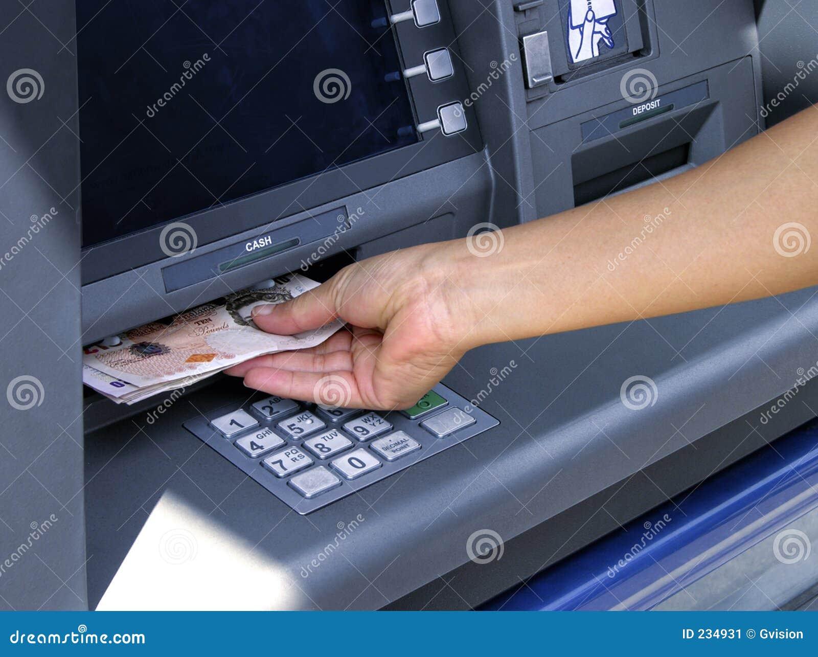 Máquina de efectivo