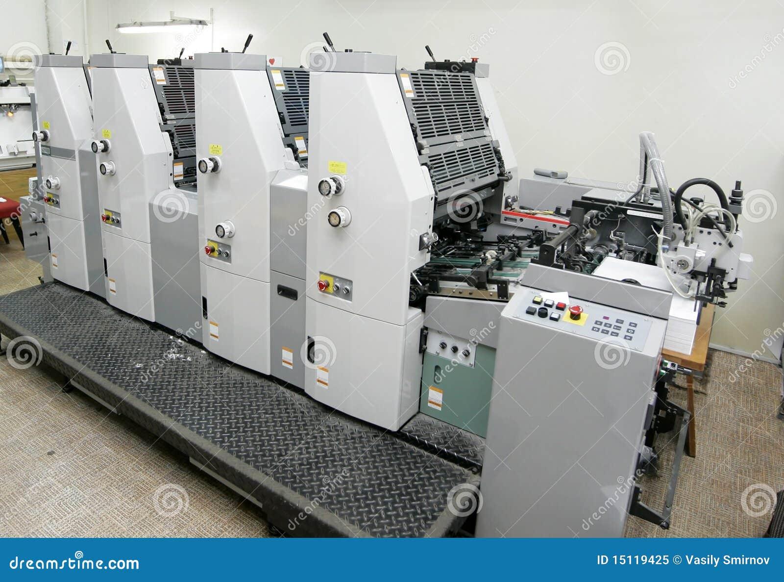 Máquina deslocada