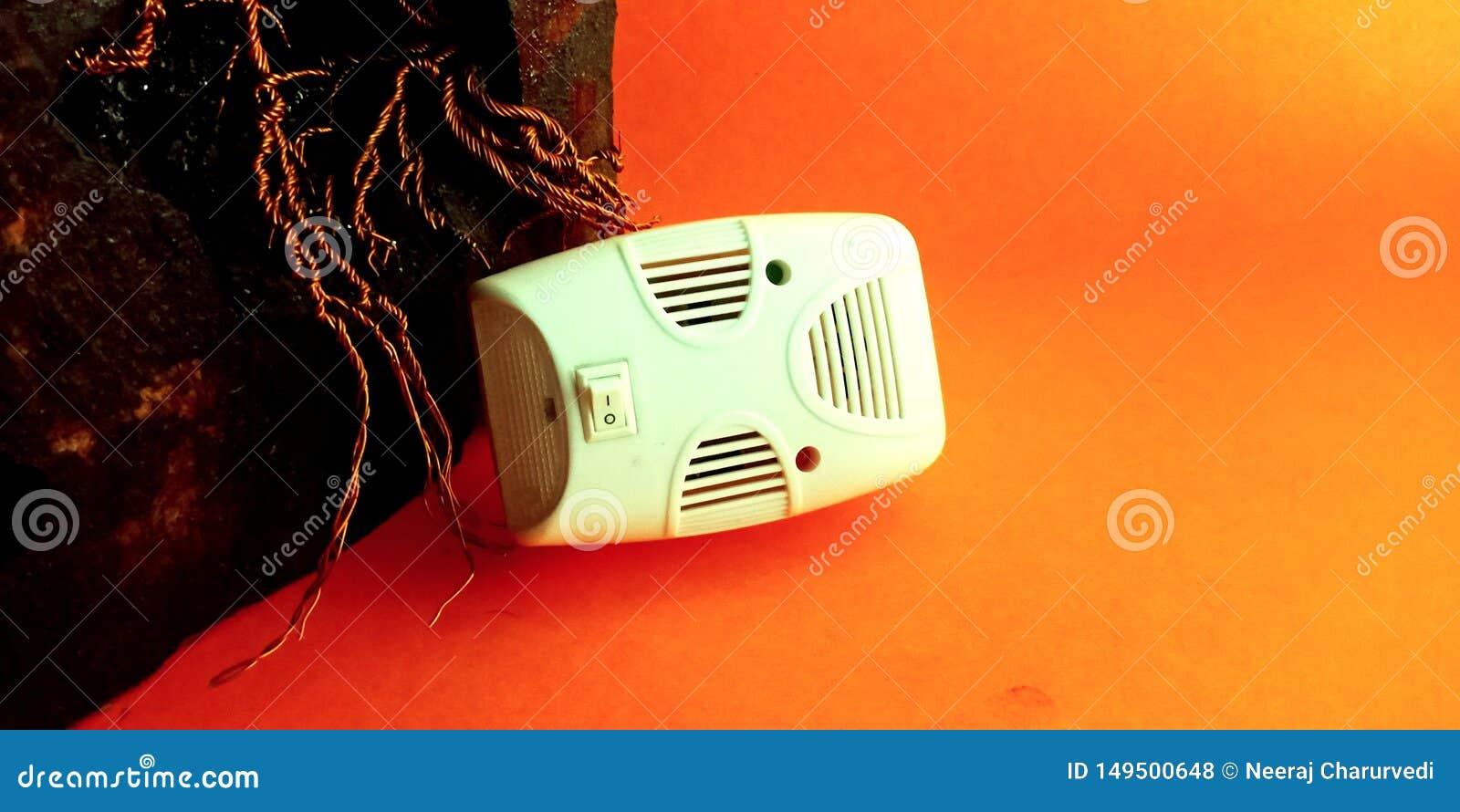 Máquina do assassino dos mosquitos para a foto conservada em estoque do uso da casa