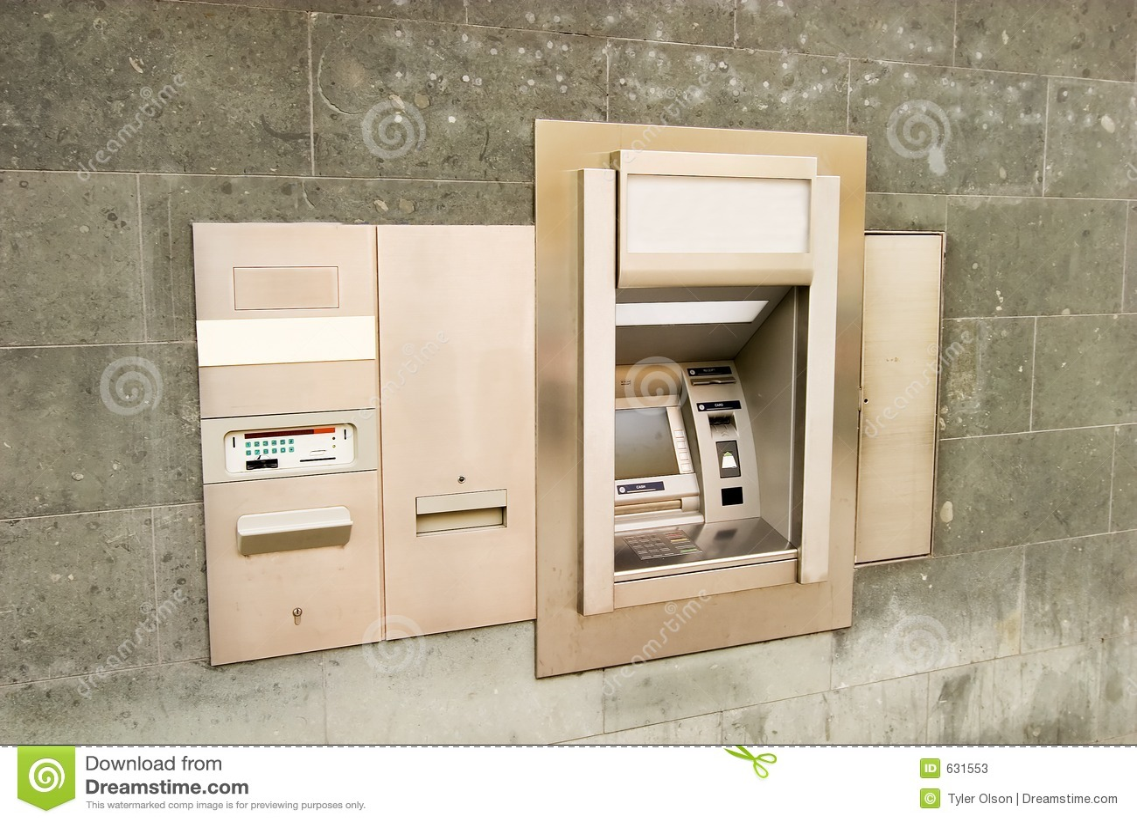Máquina do banco