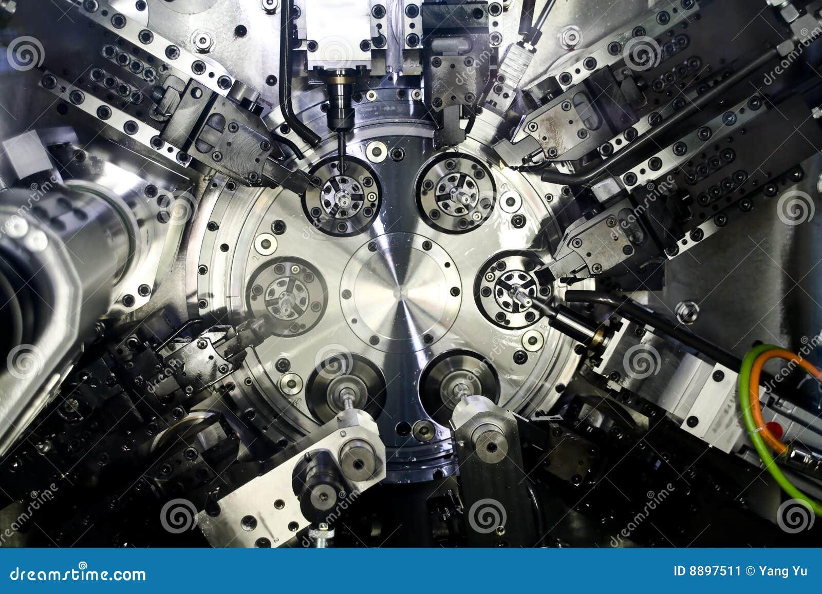 Máquina herramienta CNC