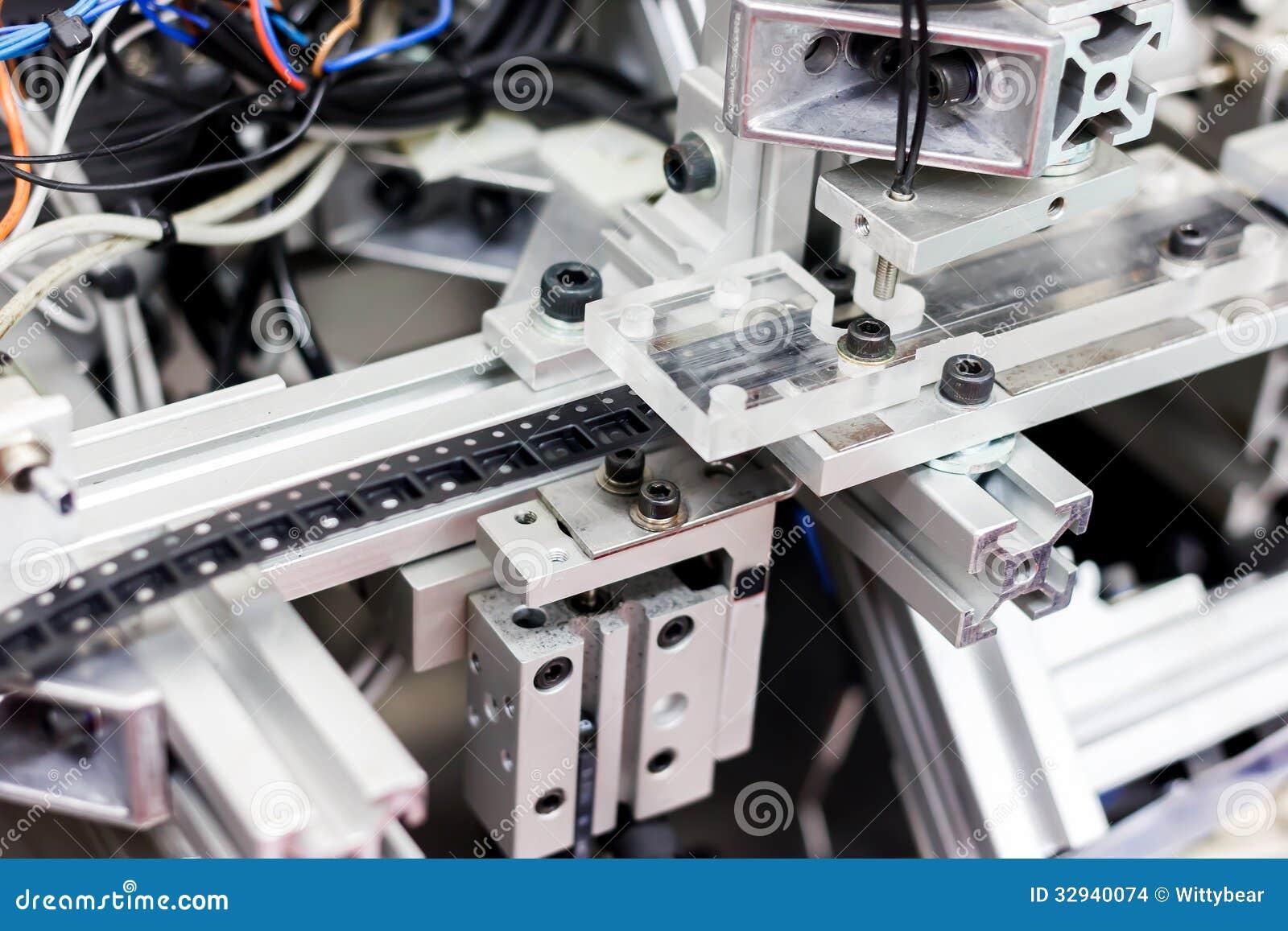 Máquina para fabricar