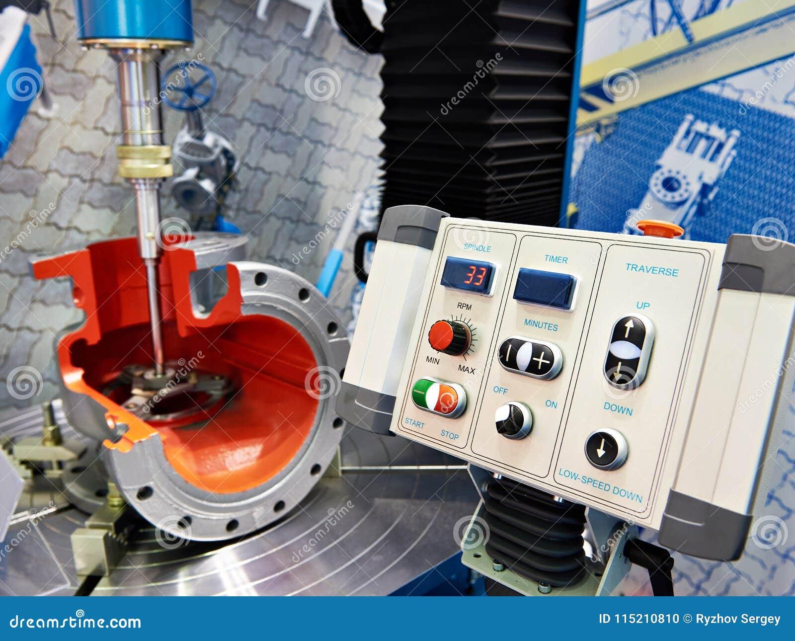 Máquina para moer e dobrar dos encaixes do encanamento