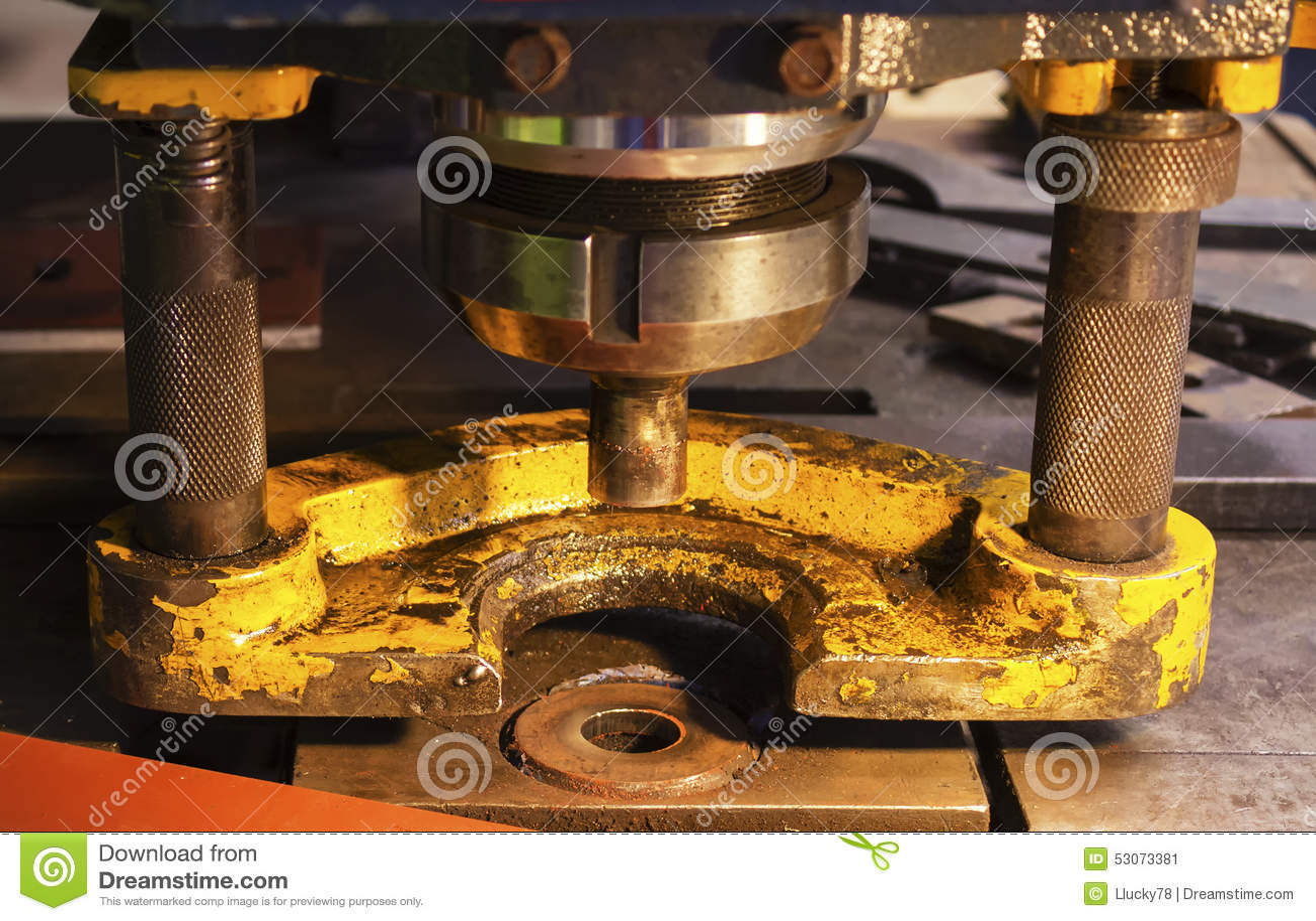 Máquina poderosa elétrica para perfurar