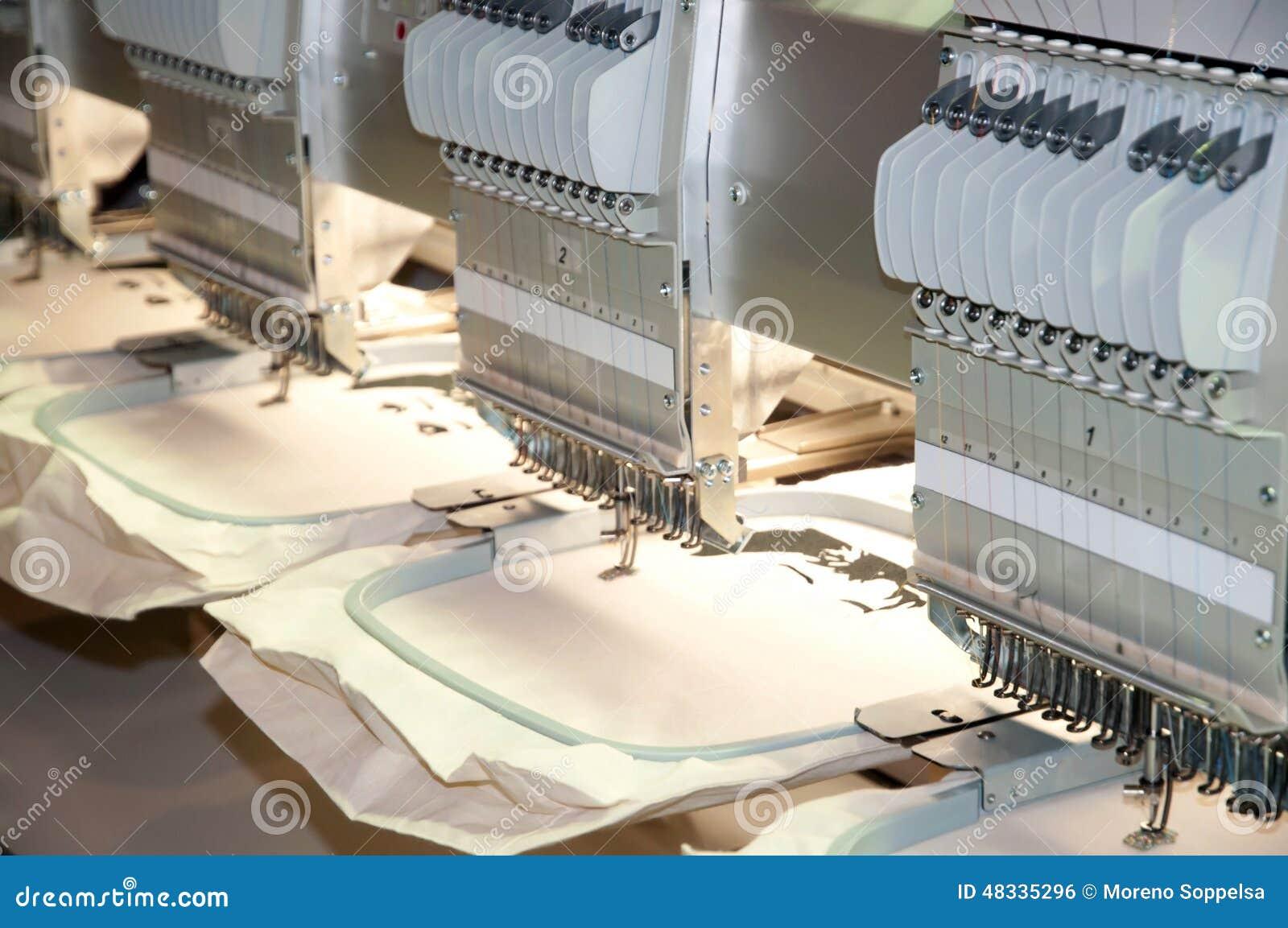 Máquina Profissional E Industrial De Matéria Têxtil - Do Bordado ... 5920357e112